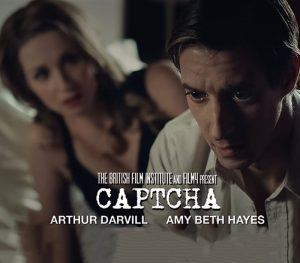 FTMakeup for Award Winning short film CAPCHA Ed Tracey