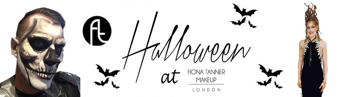 Halloween Makeup Artist London 2017