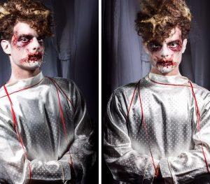 Halloween 2017 Asylum Shoot