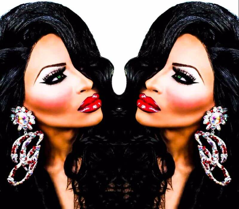 Drag Makeup Artist by Fiona Tanner South East
