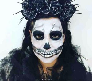 Halloween Skull 2017 by FTMakeup London