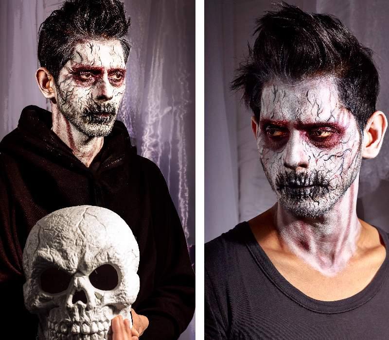 Halloween 2017 shoot by Fiona & Fanny