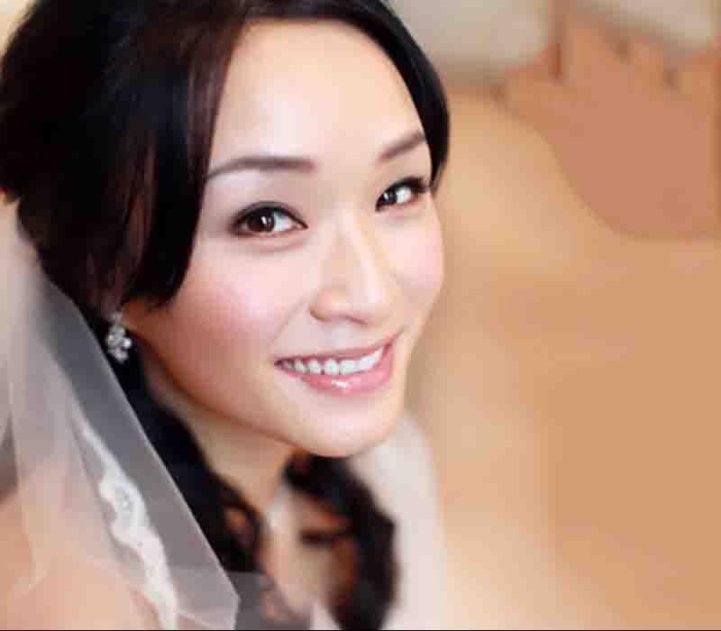 Asian Bridal Hair And Makeup London Based Fiona Tanner