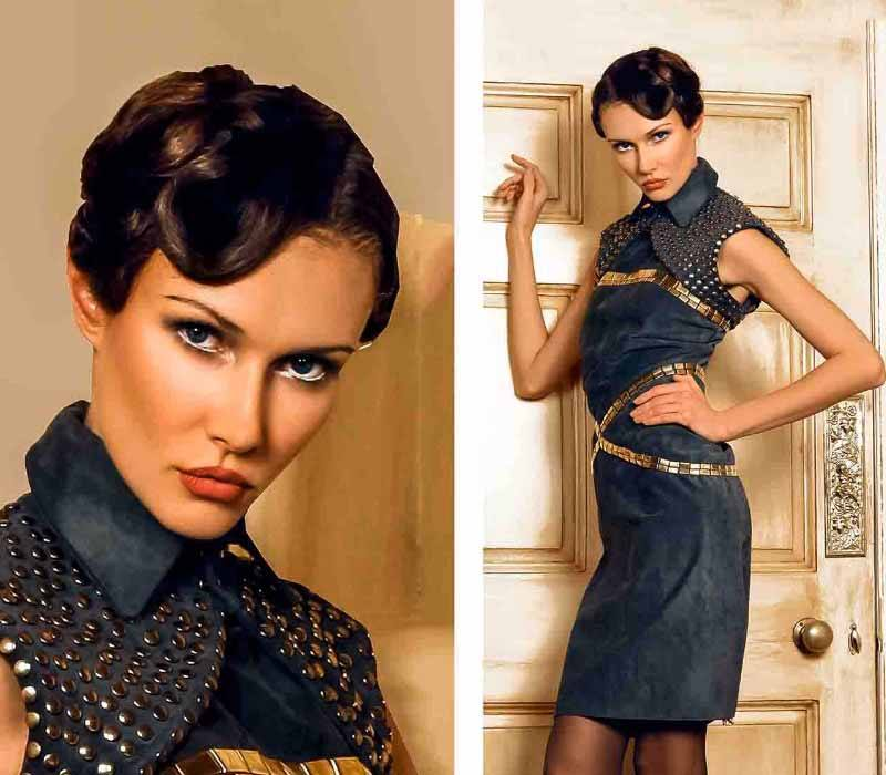 1930S INSPIRED RETRO VINTAGE HAIR WITH MAKEUP LONDON BY FIONA TANNER SOUTH EAST