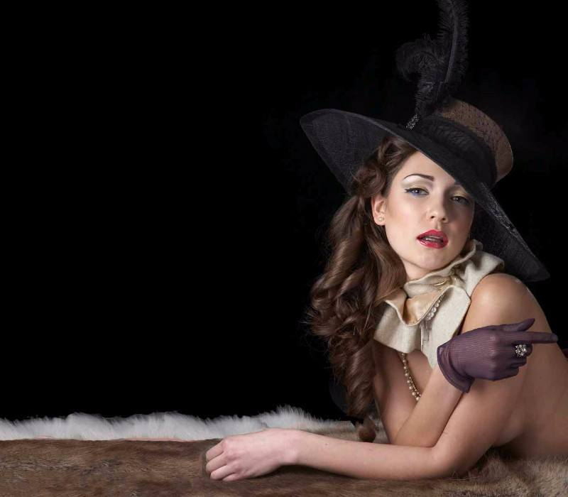 Burlesque And The Art Of The Teesefetish And The Art Of