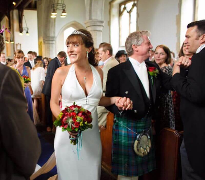 professional wedding makeup artist for Miranda and Seamus Grey by Fiona Tanner