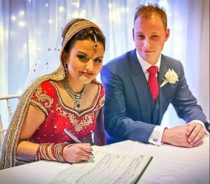 Erin Ali Wedding-asian bridal makeup london based Fiona Tanner