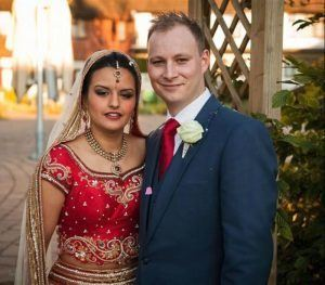 Erin Ali Wedding-asian bridal makeup london based Fiona Tanner2