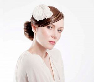 Vintage Bridal Hair London by FTMakeup Katherine Bird Millinery