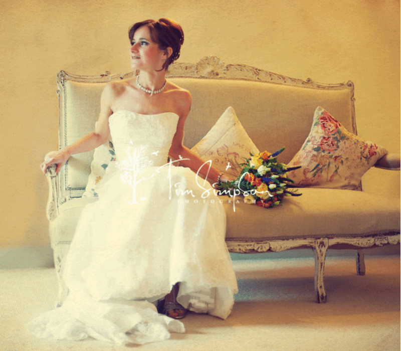 London artist for Claire Painter by Fiona Tanner Weddings