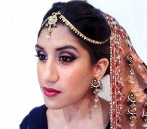 asian bridal makeup artists london FT for Zeena A