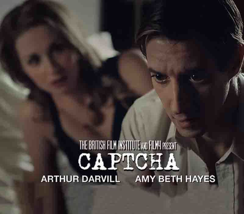 Freelance Makeup Artist FTMakeup-for Award Winning short film CAPCHA Ed Tracey