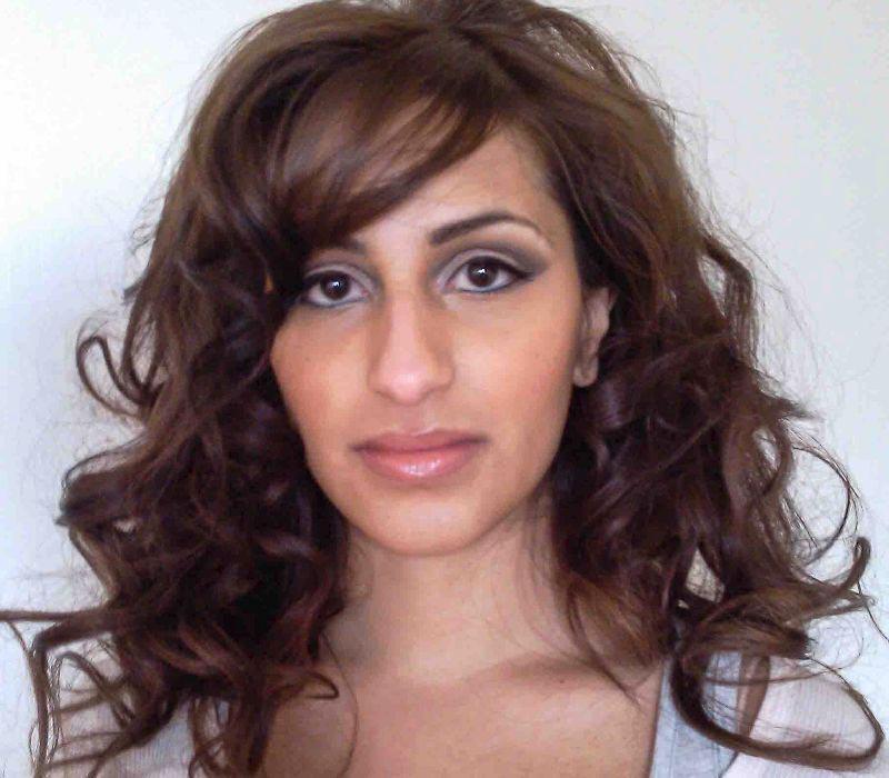 asian hair london based FTMakeup London-Hair Trial long flowing locks