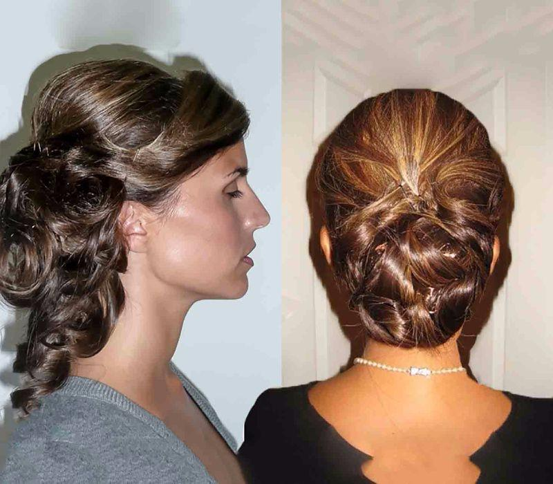 makeup artist & bridal hairdresser london hair trials