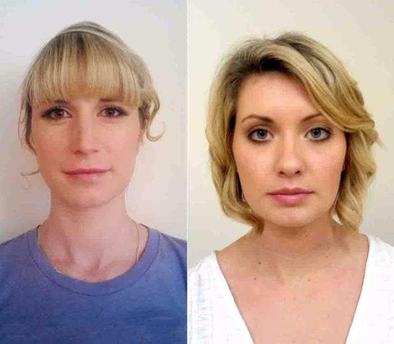 London makeup artist wedding package trials by Fiona Tanner