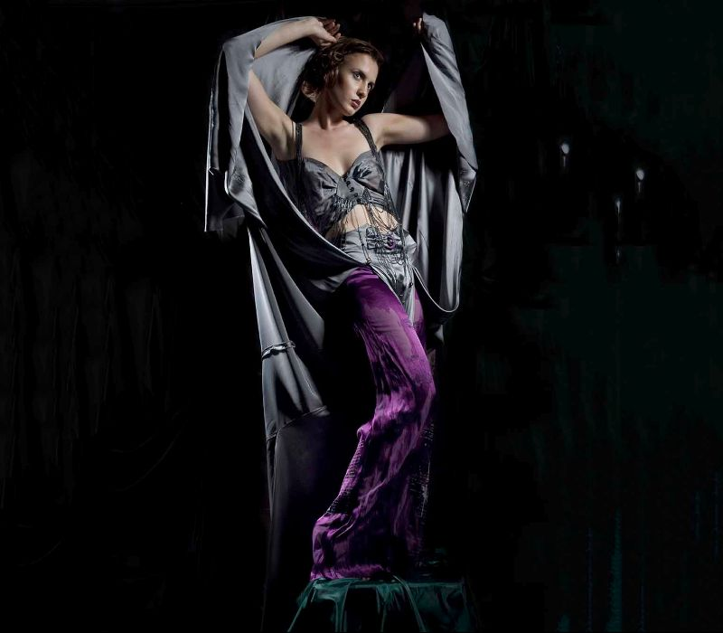 Art deco tamara shoot by period makeup artist Fiona Tanner South East London
