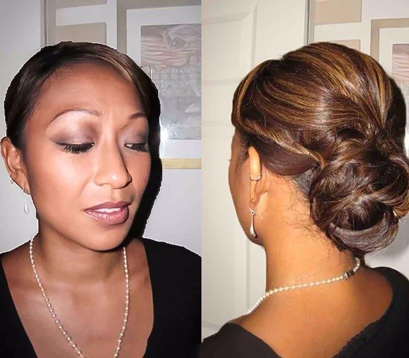 Asian makeup artists London based trial FTMakeup London