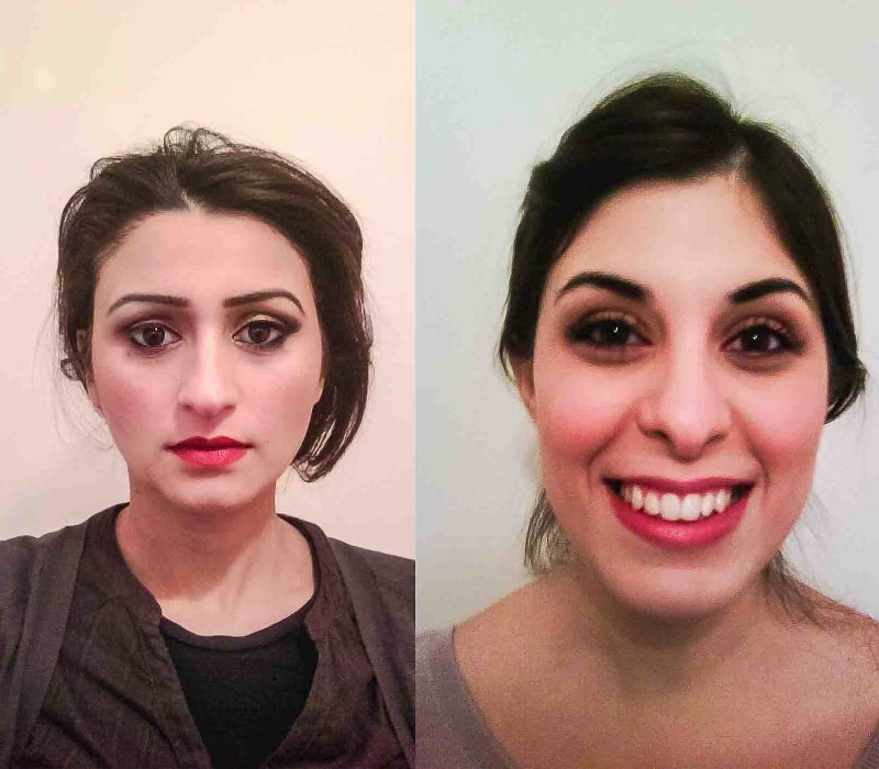bridal makeup hair trial by Asian bridal makeup artists London Fiona Tanner15