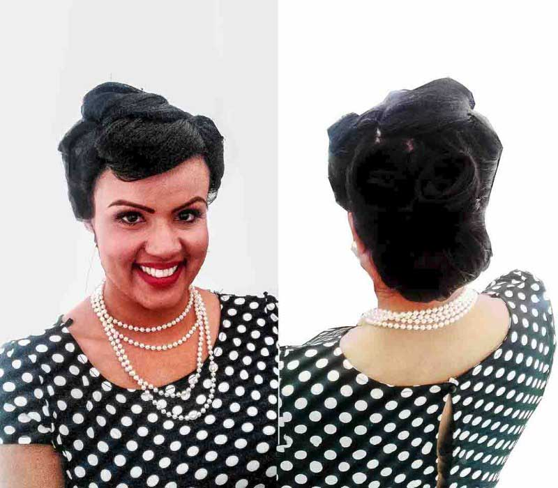Vintage hair London by Fiona Tanner for the VHL6 (2)