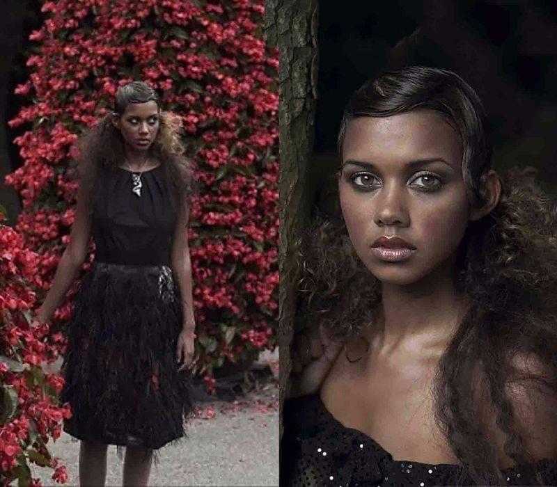 hair & makeup by makeup artist London Fiona Tanner Makeup