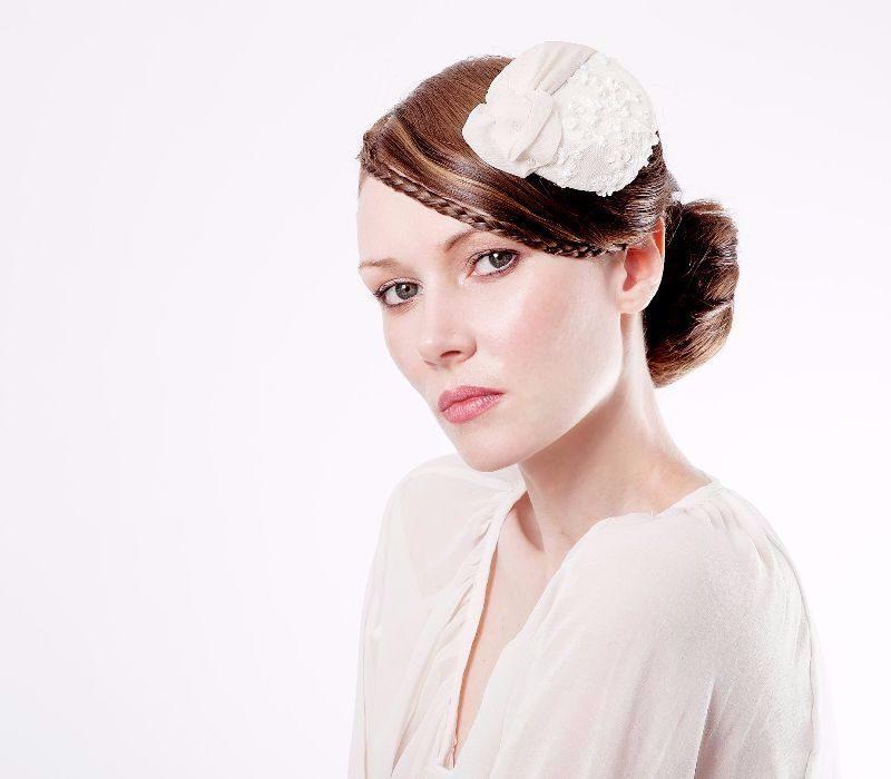 Corporate makeup artist Fiona Tanner
