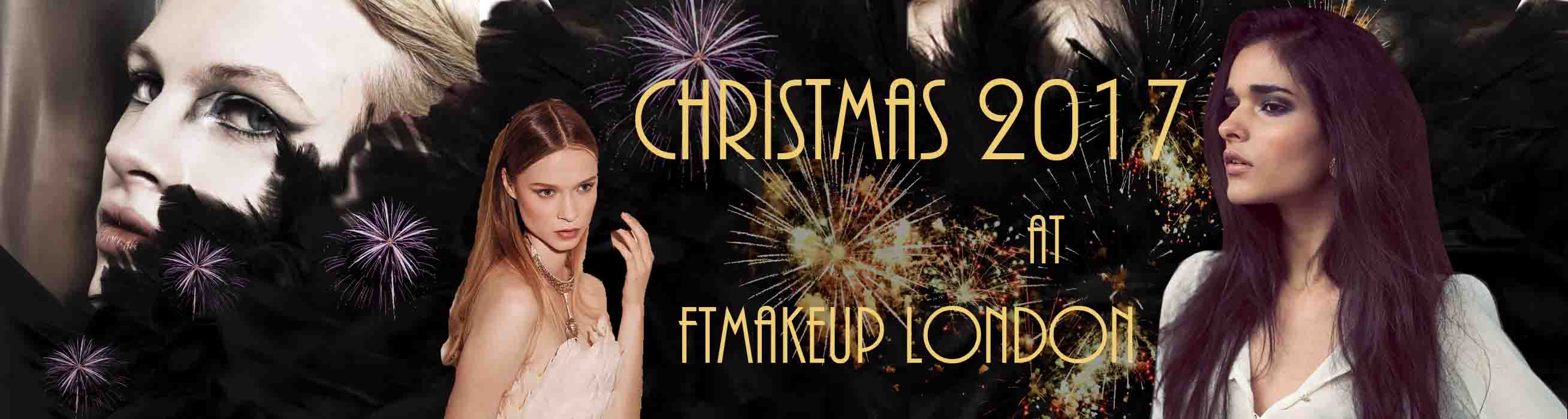 CHRISTMAS 2017 Makeup & Hair by Fiona Tanner