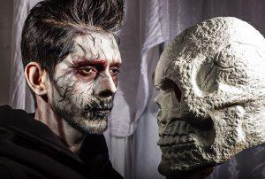 Zombie Makeup Shoot 2017