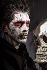 Zombie Makeup 2017