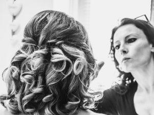 London Wedding Photography - Nicola J Fiona Tanner Hair & Makeup