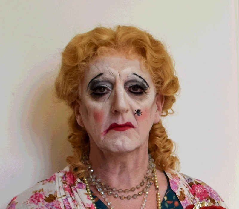 Whatever happened to Baby Jane (Bette Davis) Drag Makeup by FT