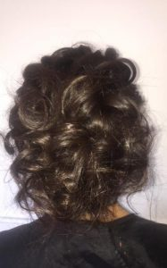 Bridal hair hair up looks 2018 8