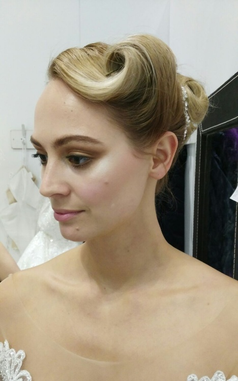 Bridal hair hair up looks 2018