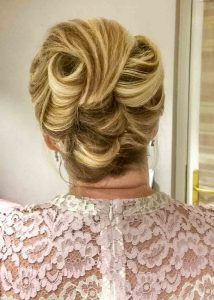 HAIR UP BY FTMAKEUP LONDON
