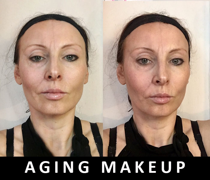 AGING MAKEUP by FT