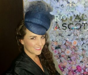 Catherine-Makeup and Hair for Ascot 2018 by FT 2
