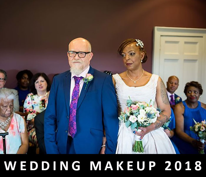 Donna Hillock Makeup for Wedding by FT 2018