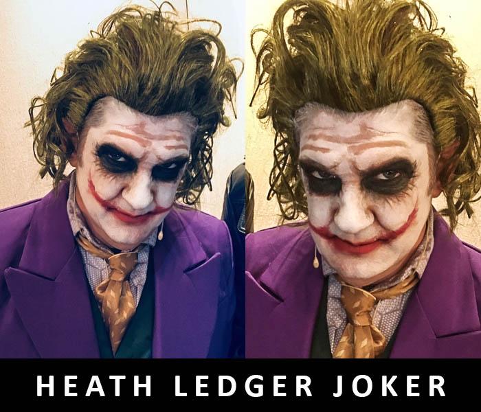 Heath Ledger Joker for Acorn Properties 2018 by FT