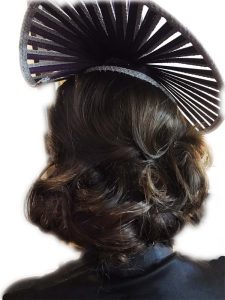 Mobile hair and makeup artist for Ascot