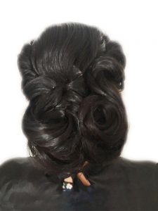 mobile hair and makeup artist vintage twists