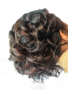 twisted soft romantic tumbling up do 2