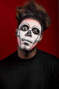 Stud skull by conceptual art photography at ftphotography