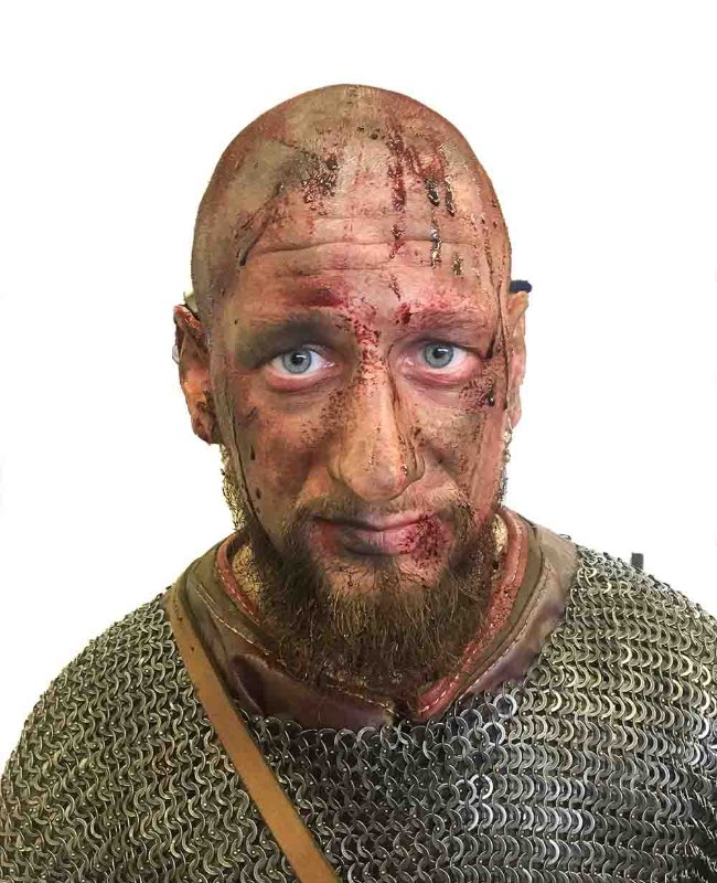 Amor Amarth Viking Shoot 2019 sfx makeup artist copy