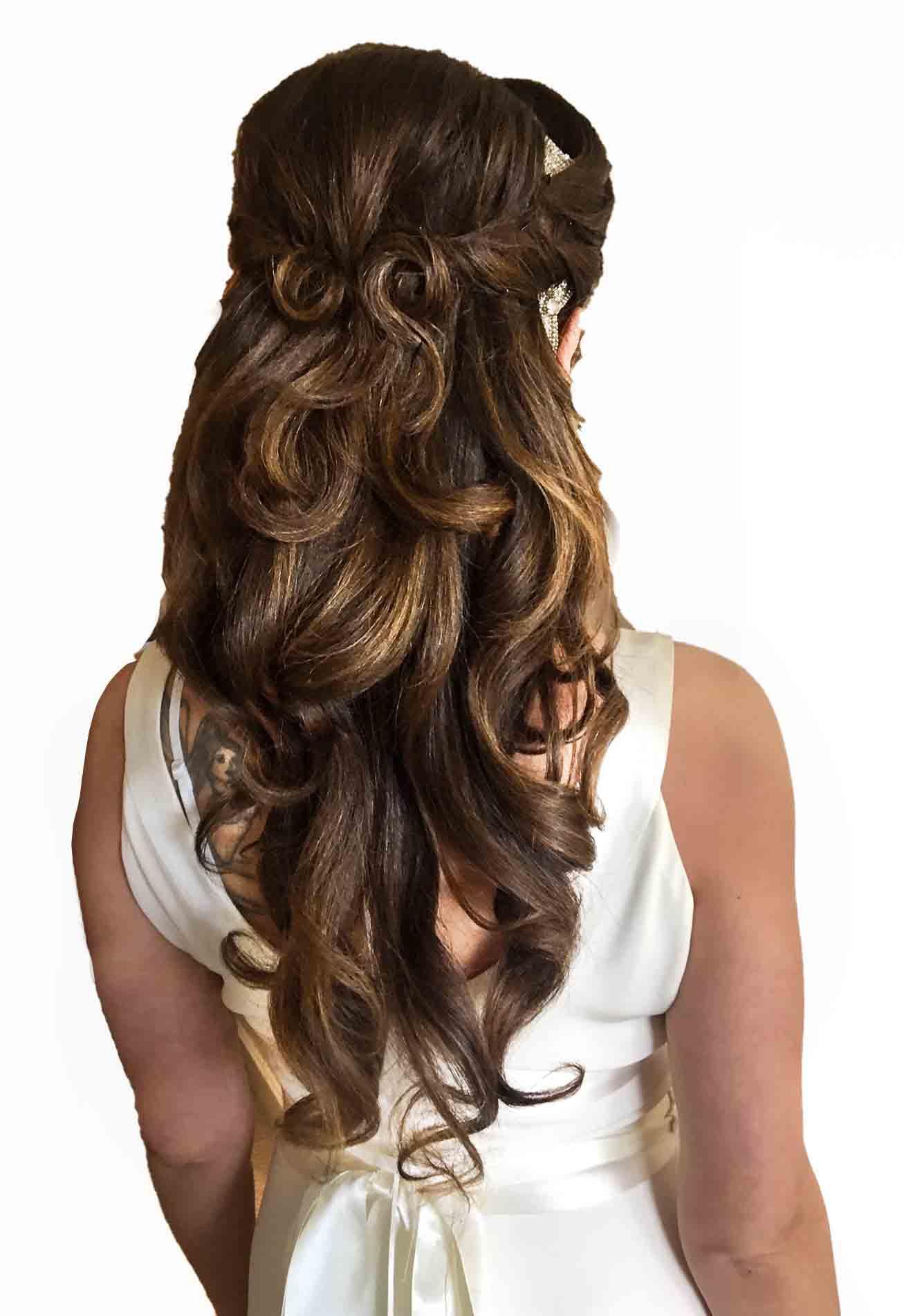 Bridal Hair at FTMakeup London