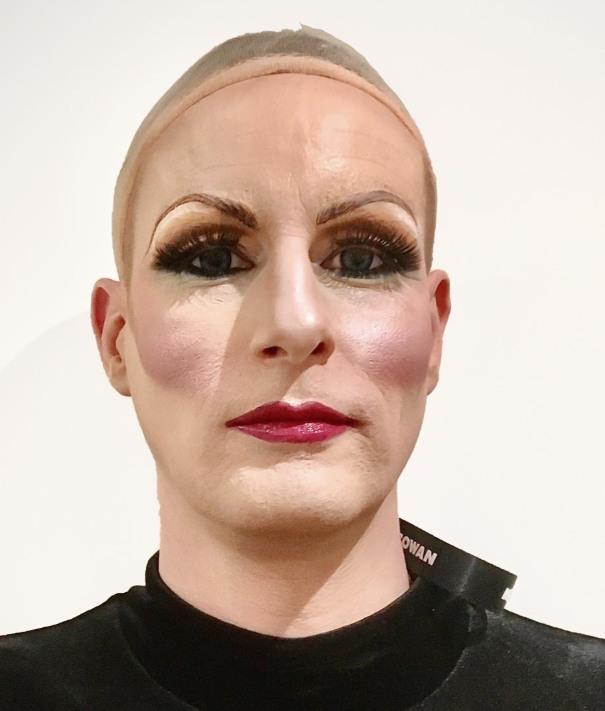Classic Drag Makeup at FTMakeup London