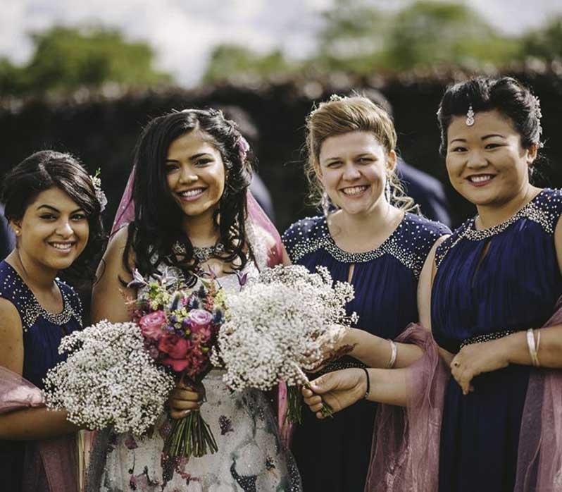 Indian hair and makeup contemporary ftmakeup