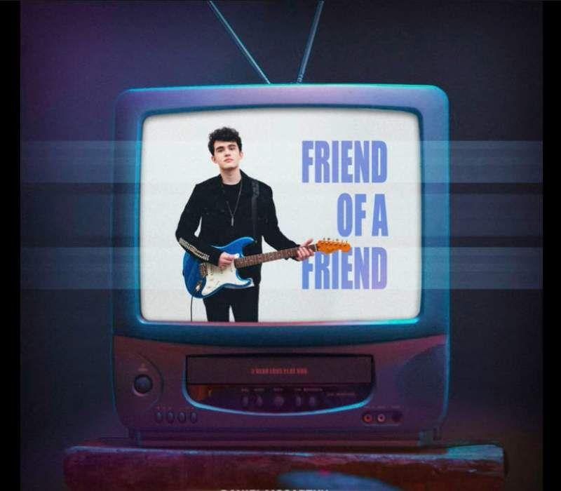 MUA for Daniel McCarthy Friend of a friend