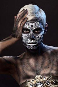 Sugar Skull by FT