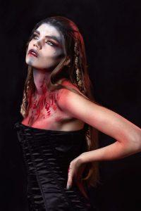 Vampire Fairy Queen by FT for halloween