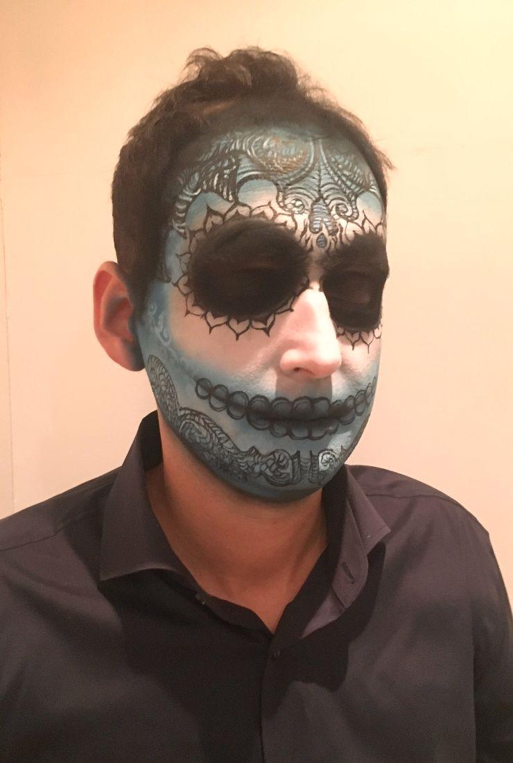 Face Painting Design at FTMakeup London