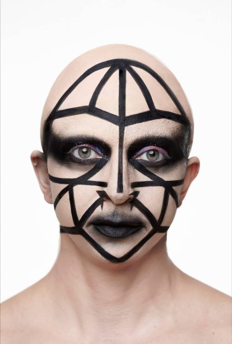 Hellraiser halloween makeup by FTMakeup London3